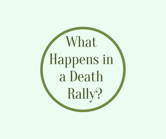 End of Life author, Barbara Karnes, RN explains what happens during a death rally