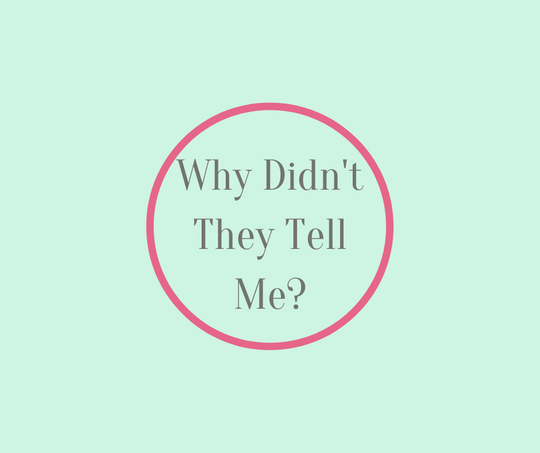 Why Didn't They Tell Me? article by Hospice Nurse Barbara Karnes, RN