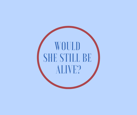 Would She Still Be Alive? By Barbara Karnes RN NHPCO Hospice Innovator