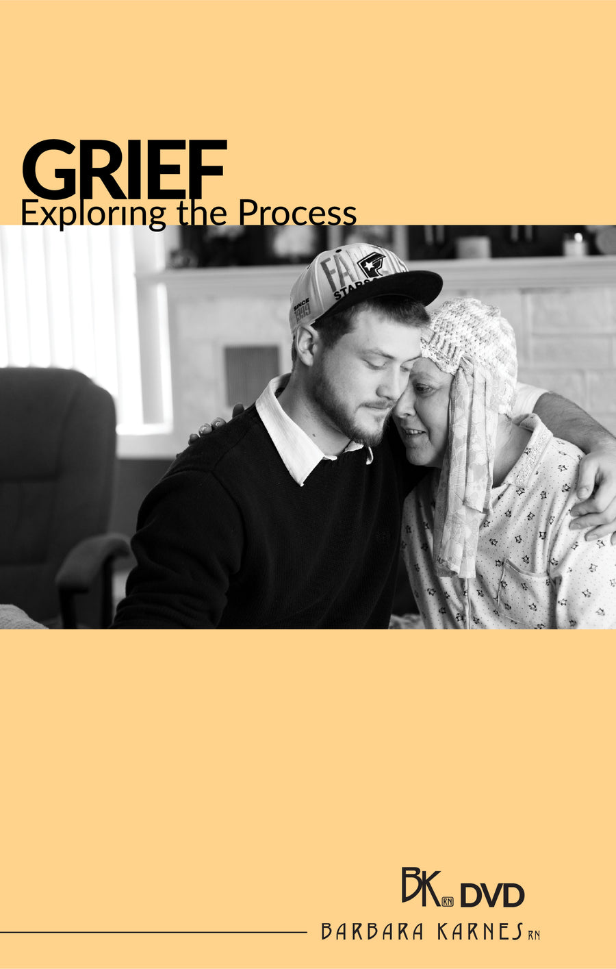Exploring the Grieving Process for Hospice and Palliative Care Providers DVD