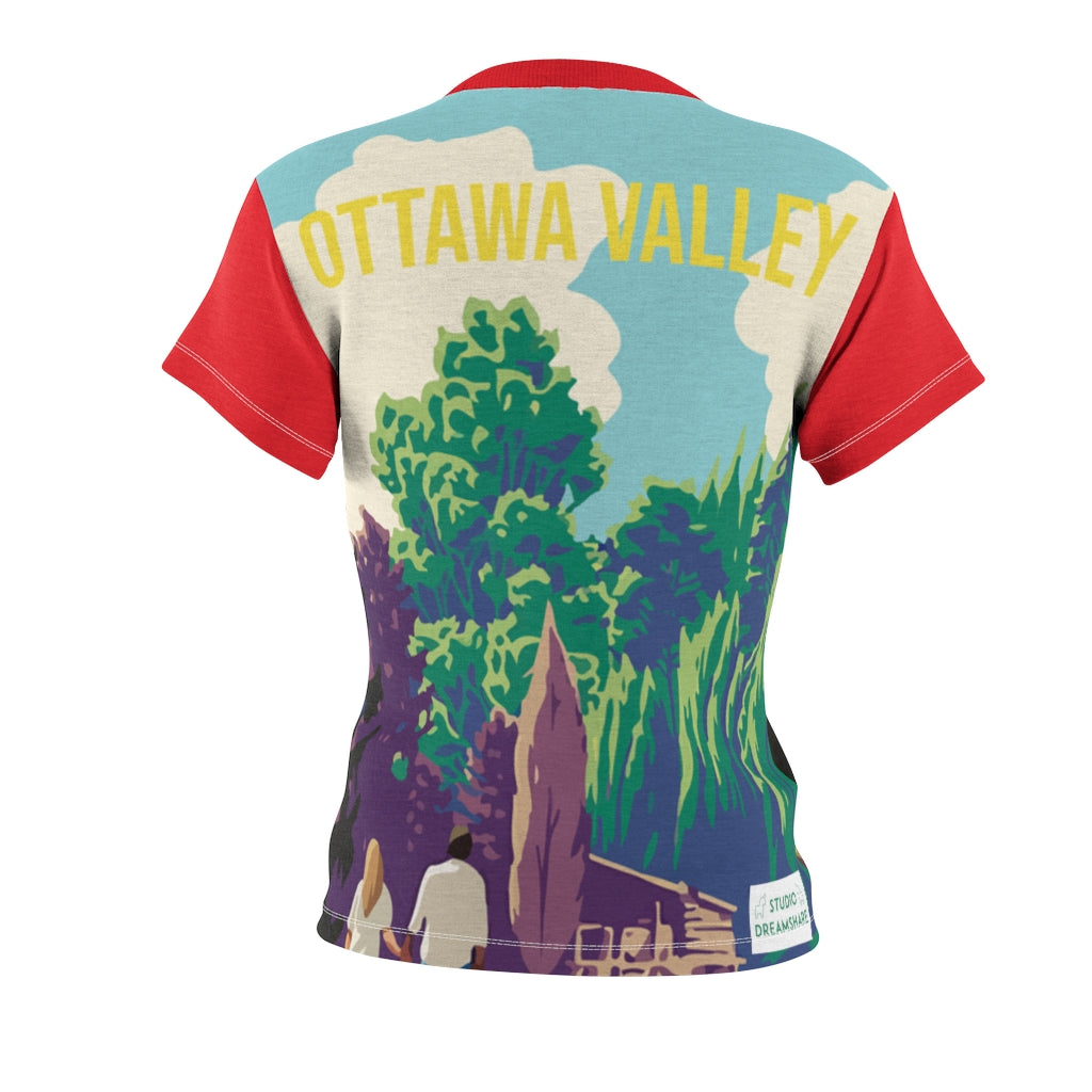 Ottawa Valley Tee - Fitted