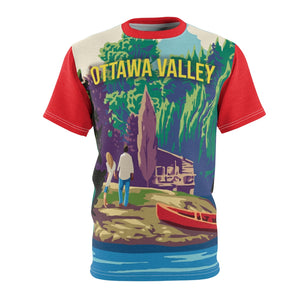 Ottawa Valley Tee - Square Cut