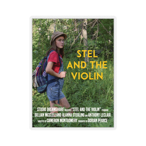 Open image in slideshow, Stel and the Violin sticker
