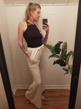 Load image into Gallery viewer, Envy Flare Pants in Organic Bamboo Terry | Sizes XXS-XXL