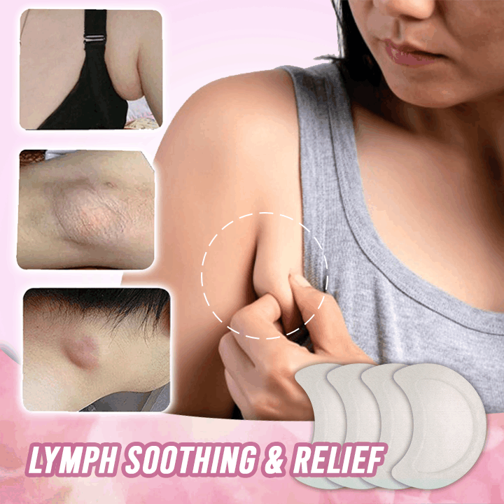 Herbal Lymph Detox Patch (6pcs)