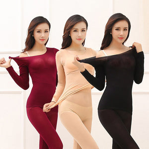Seamless Thermal Innerwear Set