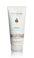 Live Clean exotic nectar - argan oil conditioning mask 200ml