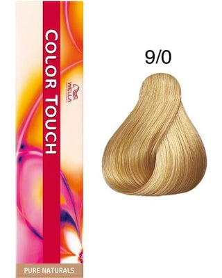 Wella Colour Touch 9/0