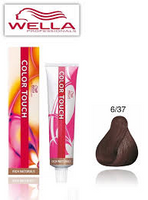 Wella Colour Touch 6/37