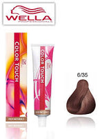 Wella Colour Touch 6/35