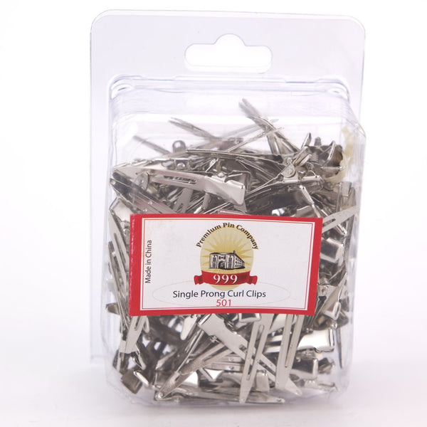 999 Pin curl pins SINGLE PRONG