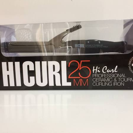 Hi Curl 25mm curling iron