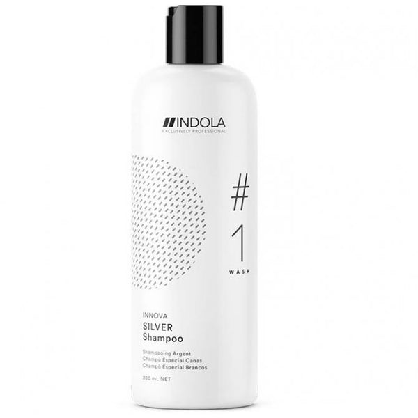 Indola Silver Shampoo Or Conditioner 300ml