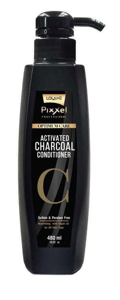Lolane Acticated Bamboo Charcoal Conditioner 480ml