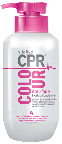 CPR Anti Fade Silicone Free Conditioner 900mL
