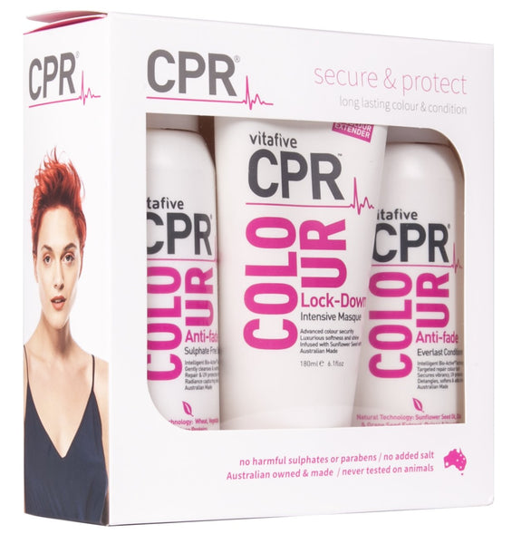 CPR Colour Solution Trio Pack