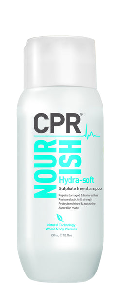 CPR Hydra-Soft Sulphate Free Shampoo 300mL