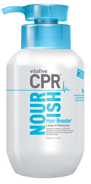 CPR Nourish Hair Booster Leave-In Moisturiser 500mL
