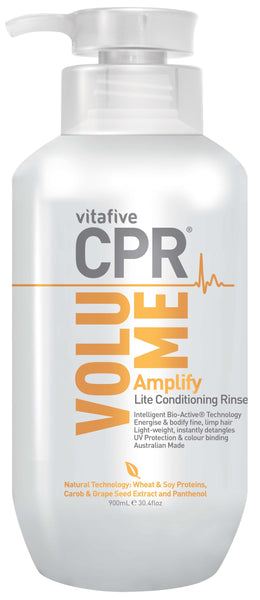 CPR Volumize Fine Hair Silicone Free Cond 900mL
