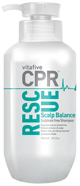CPR Rescue Solution Scalp Balancing Shampoo 900mL