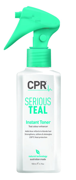 CPR Serious Teal Instant Toner 180mL