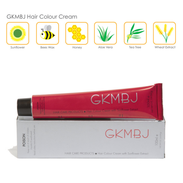 GKMBJ Colour Meches