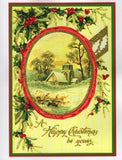 Pastoral Christmas Card Bundle ~ 10-Card Pack