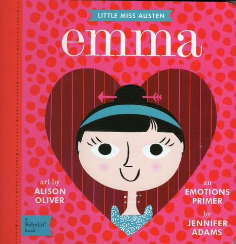 EMMA BabyLit Book: An Emotions Primer