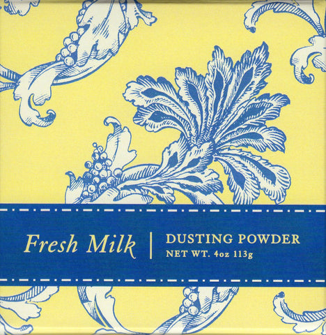 Fresh Milk Dusting Powder