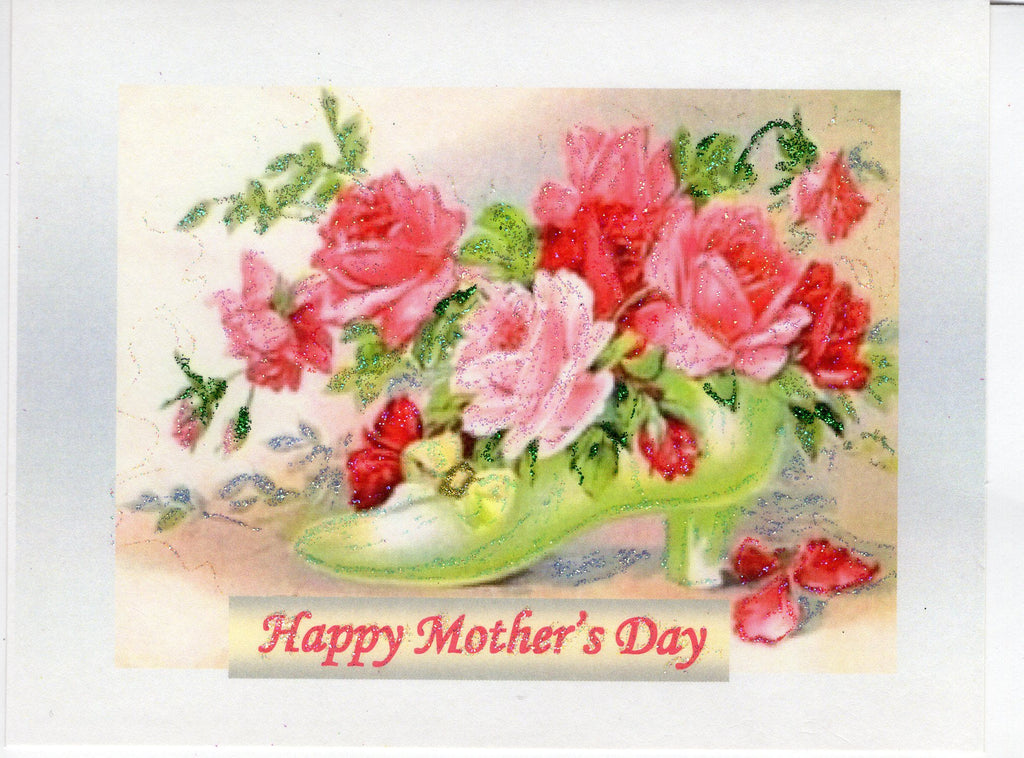 Happy Mother's Day ~ Slipper & Roses