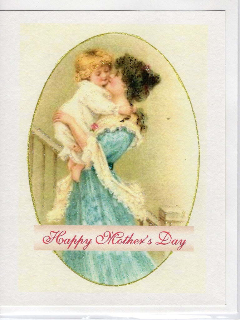 Happy Mother's Day ~ Victorian Mother & Child