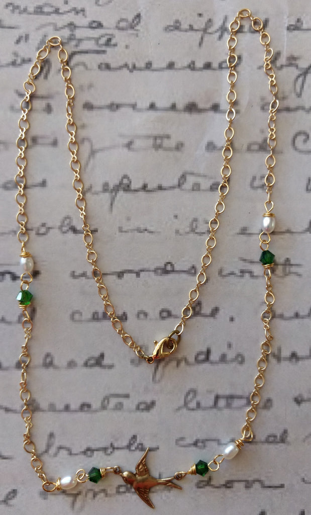 Anne's Kindred Spirits Necklace
