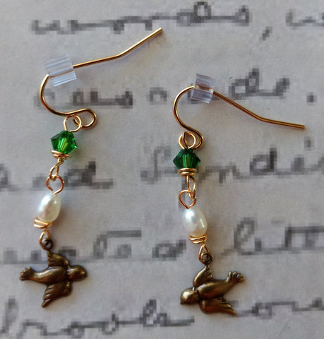 Anne's Kindred Spirits Earrings