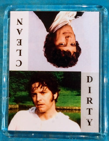 Mr. Darcy Dishwasher Magnet