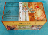 Little Women Recipe Box