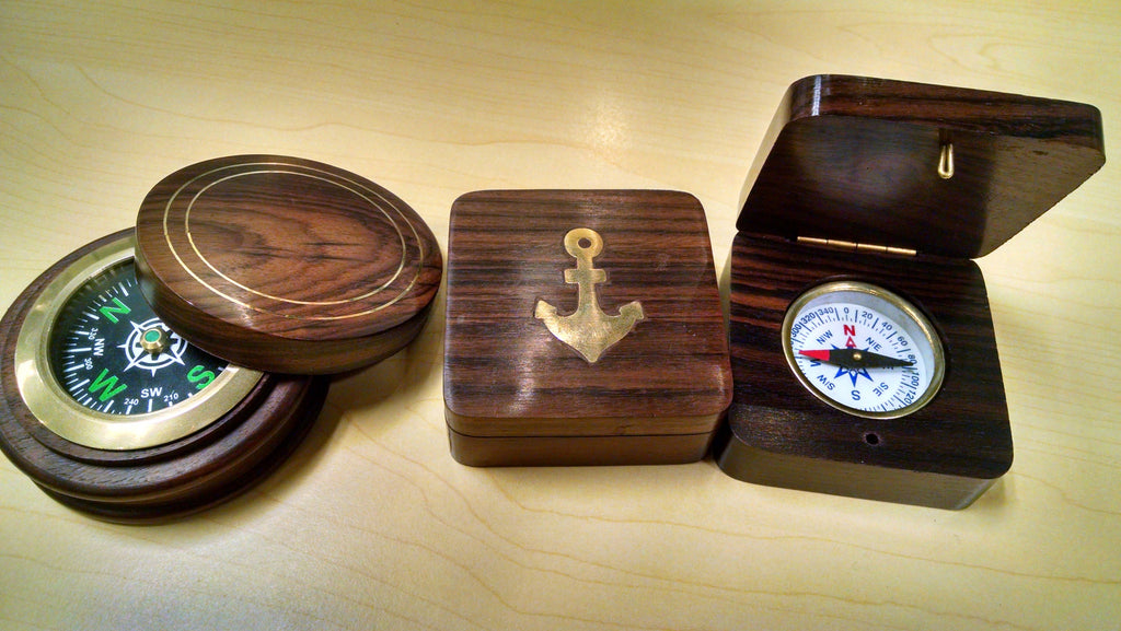 Wooden Compasses