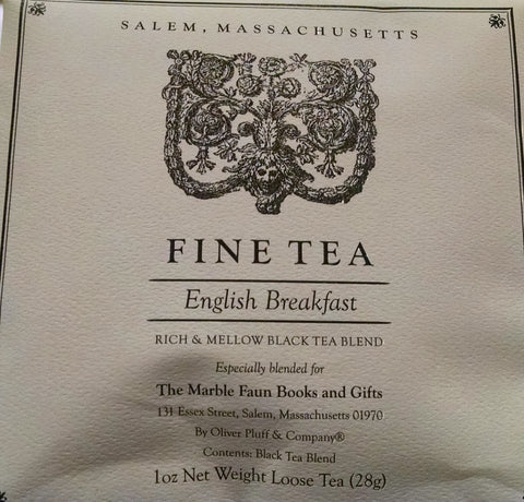 Marble Faun English Breakfast Tea