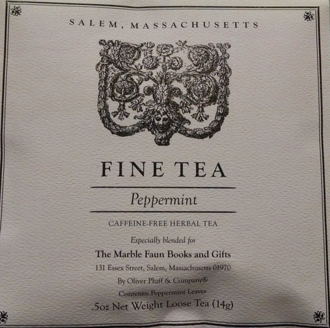 Marble Faun Peppermint Fine Tea