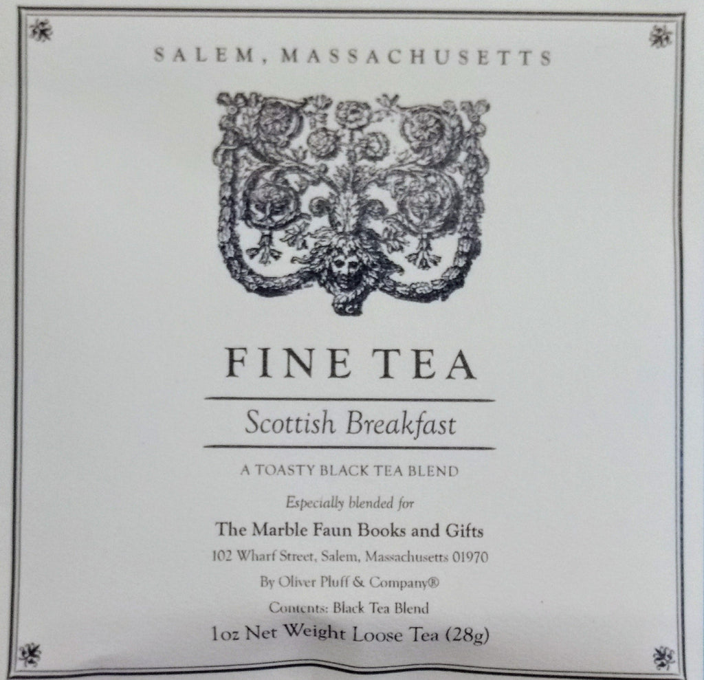 Marble Faun Scottish Breakfast Fine Tea