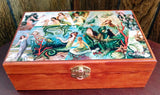 Mermaid Sirens Keepsake Box