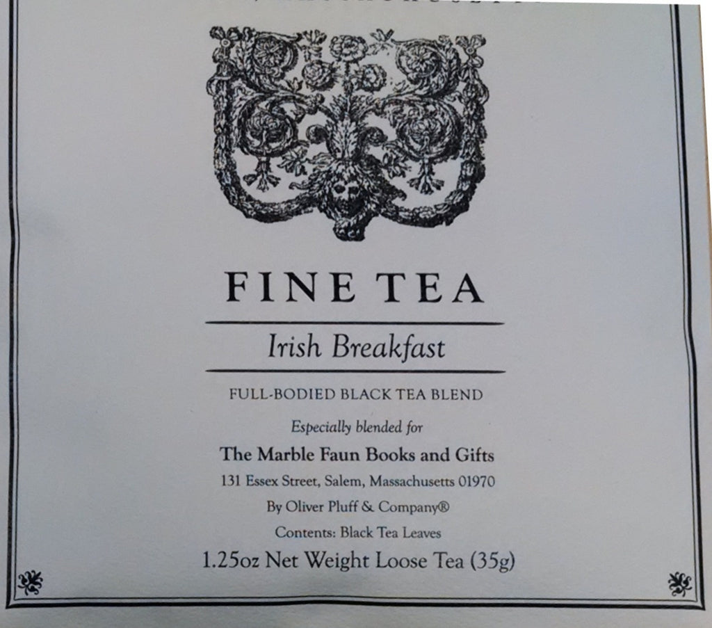 Marble Faun Irish Breakfast Tea