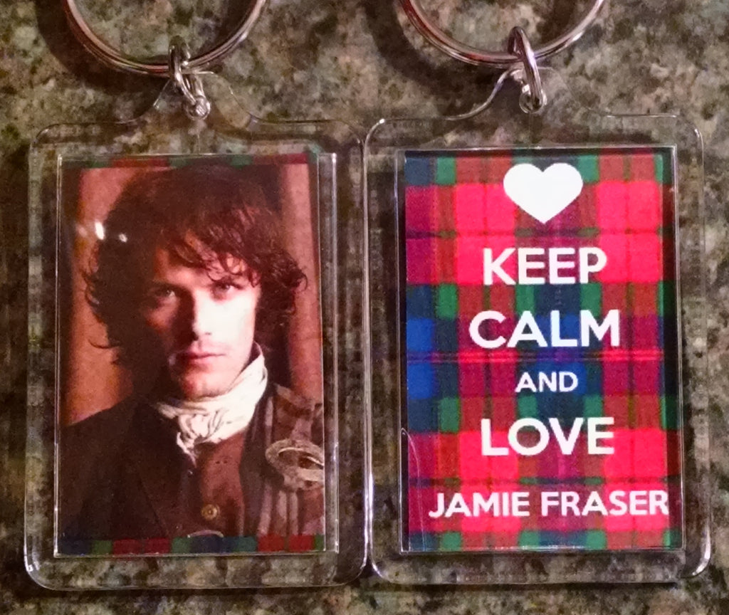 Keep Calm and Love Jamie Fraser