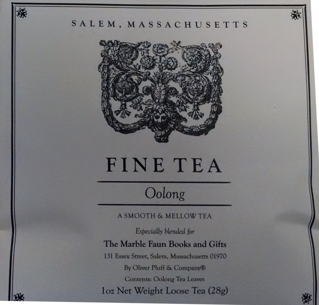 Marble Faun Oolong Fine Tea