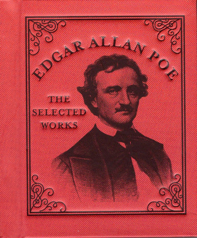 Edgar Allan Poe: The Selected Works Mini Book