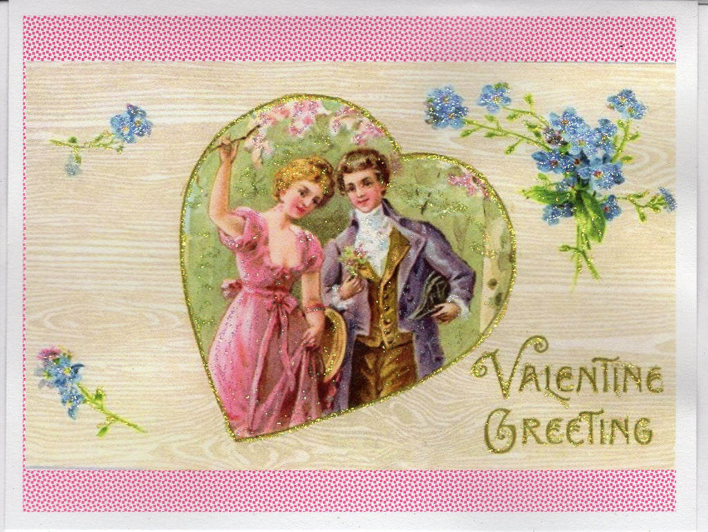 Valentine Card Bundle ~ Couples & Doves ~ 10-Card Pack