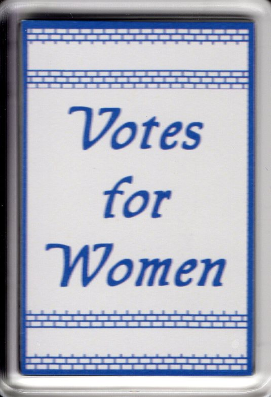 VOTES FOR WOMEN Magnet