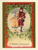 Victorian Christmas Card Bundle ~ 10-Card Pack