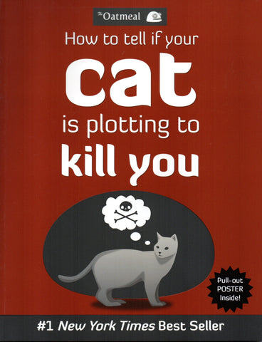 How to Tell If Your Cat Plotting to Kill You