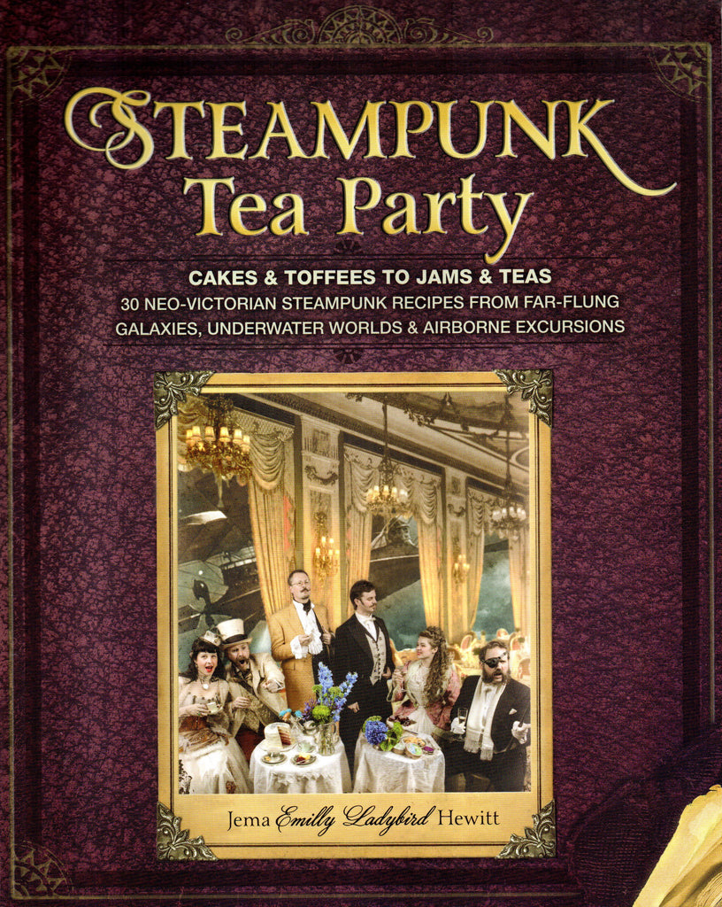 STEAMPUNK Tea Party