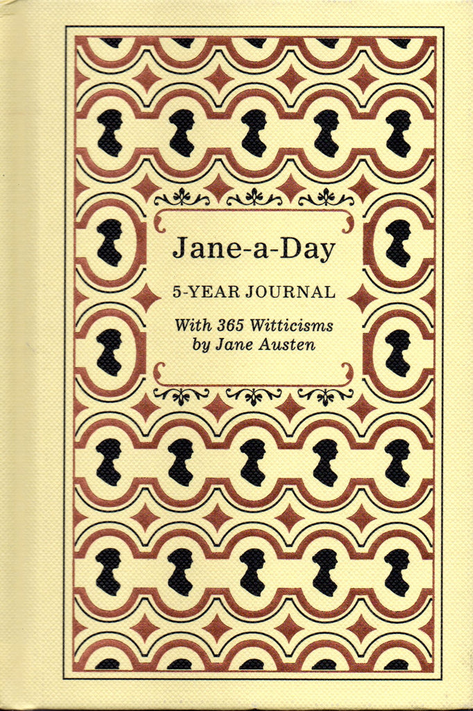 Jane-a-Day 5-Year Journal